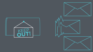 Email security with Customer Protect
