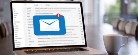 filling the gaps in email