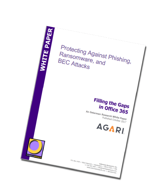 Protecting Against Phishing Ransomware And Bec Attacks