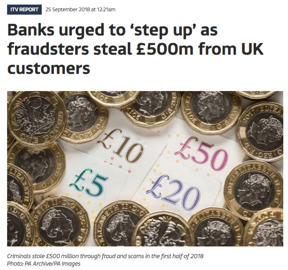 UK Banks Email Attacks