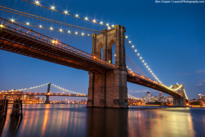 Brooklyn Manhattan Bridge